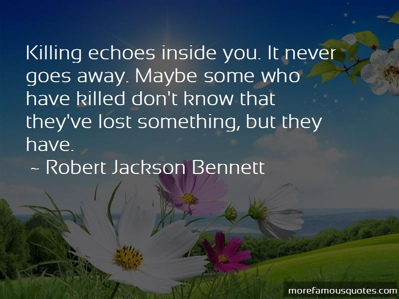 Quotes About Something Killing You Inside