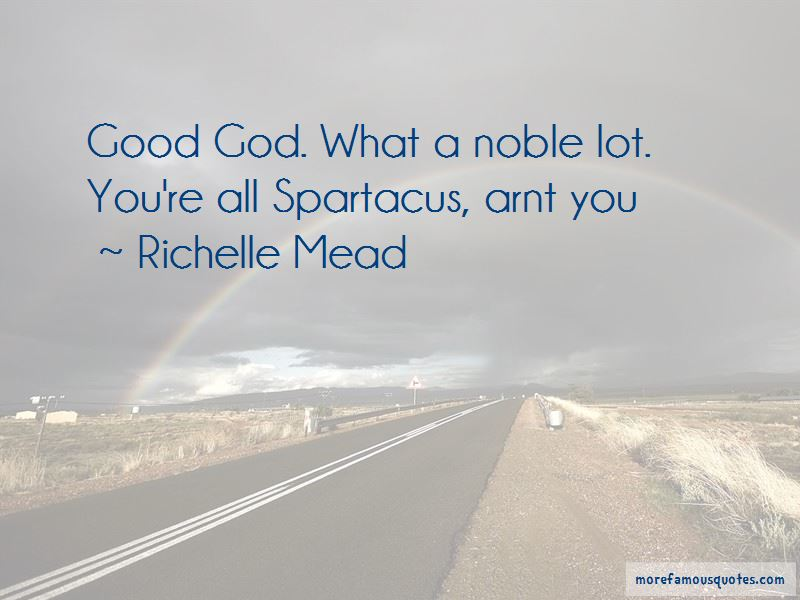 Quotes About Spartacus