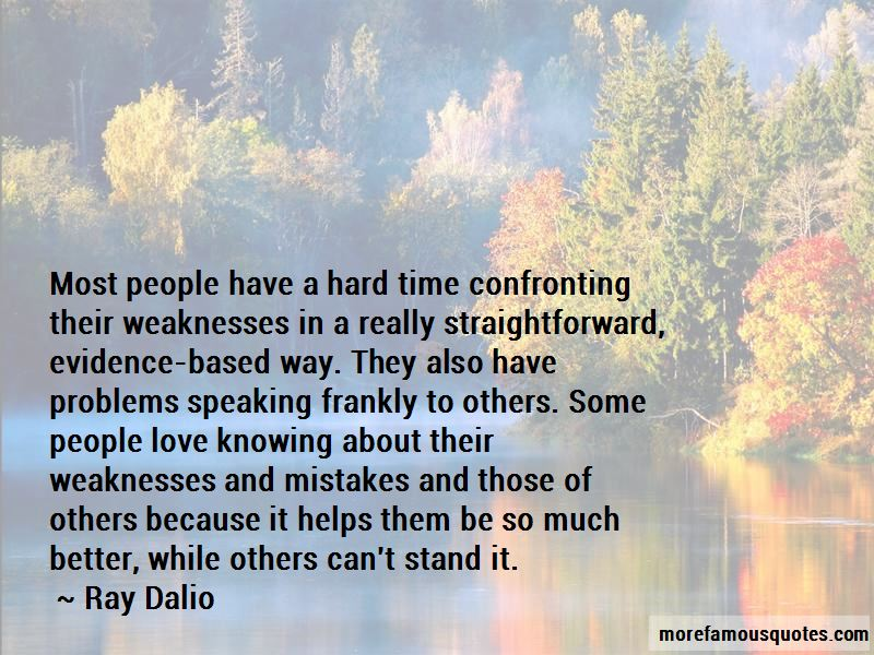 Quotes About Speaking Frankly