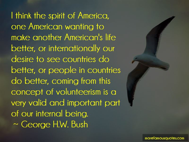 Quotes About Spirit Of Volunteerism