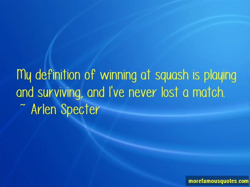 Quotes About Squash