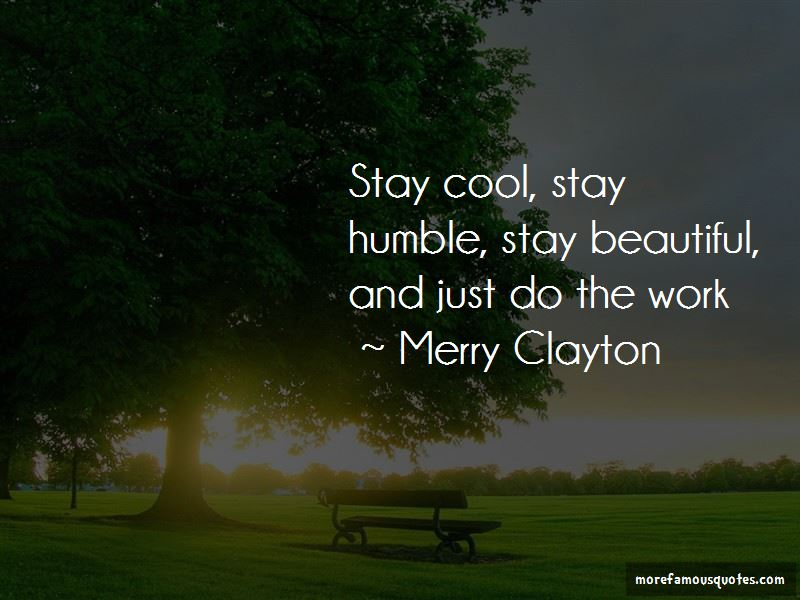 Stay Cool Quotes Pictures 3