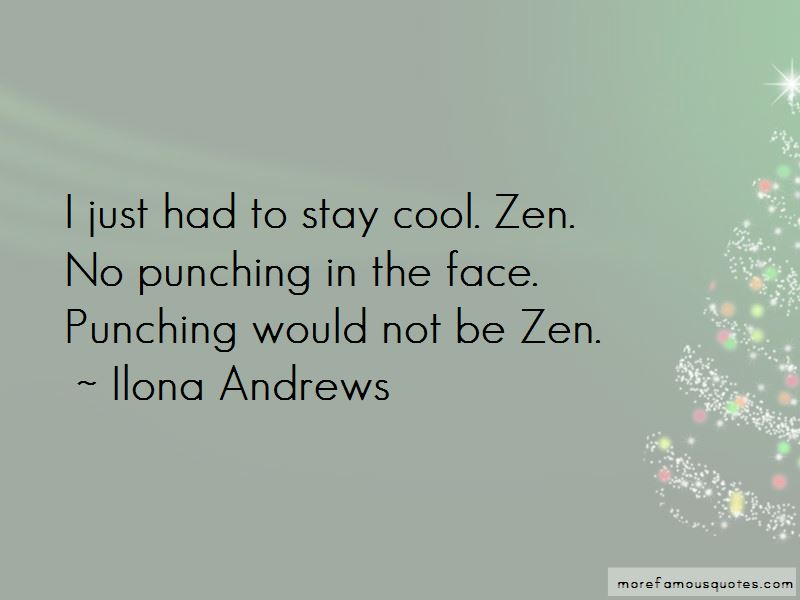 Stay Cool Quotes Pictures 4
