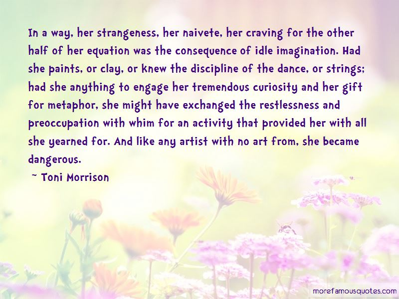 Quotes About Strangeness