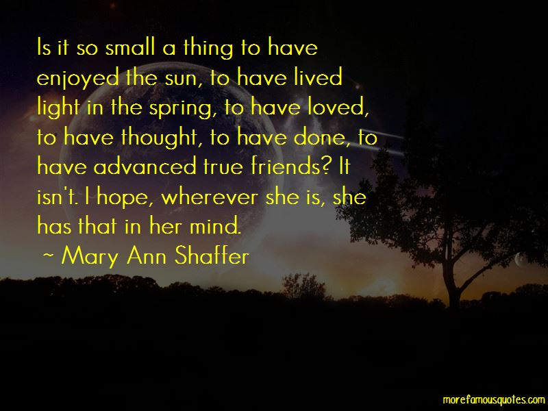 Sun And Hope Quotes Pictures 3