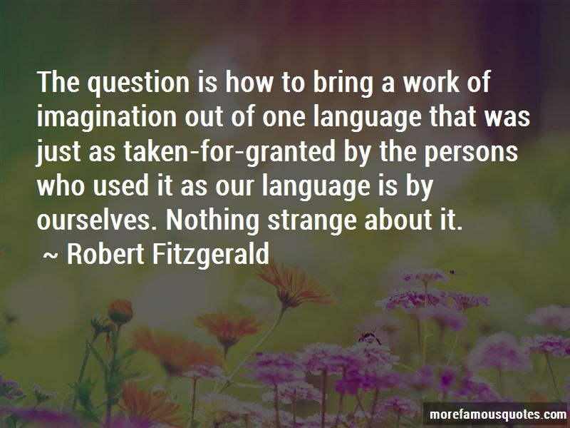 Taken For Granted At Work Quotes Pictures 2