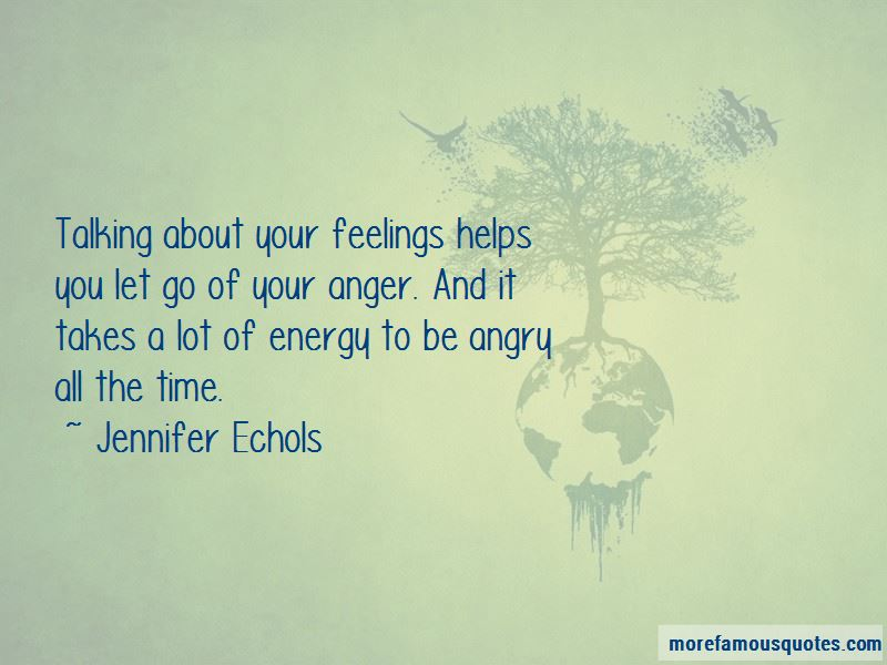Quotes About Talking About Your Feelings