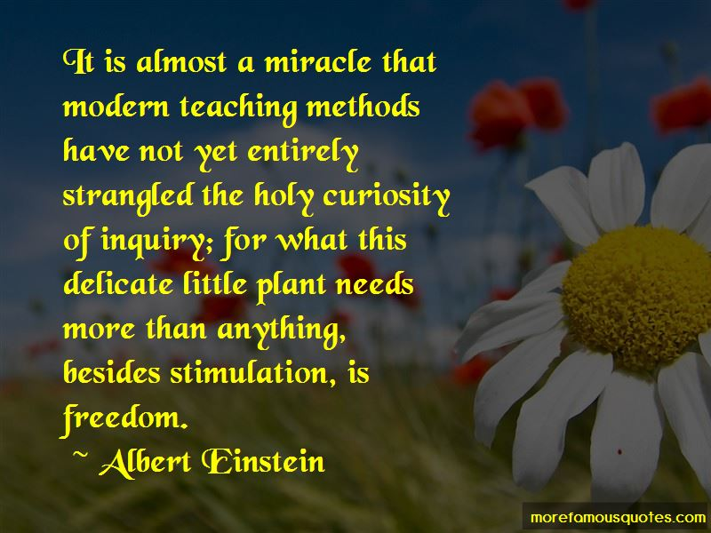 Quotes About Teaching Methods