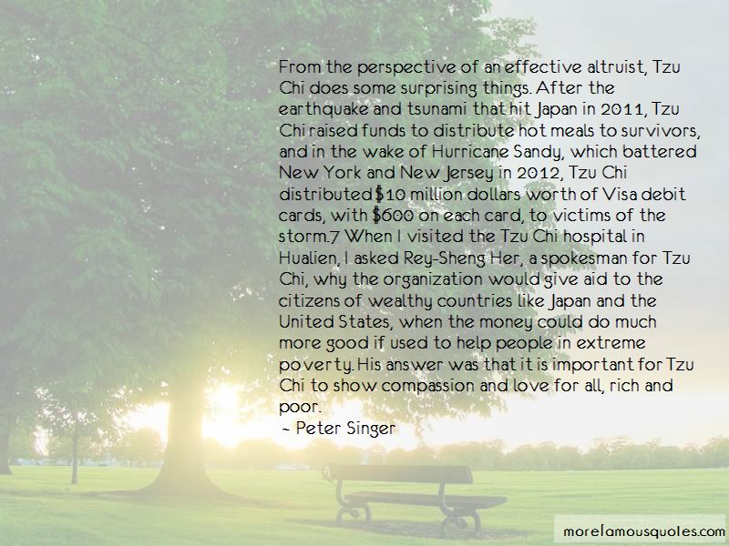 Quotes About The 2011 Tsunami