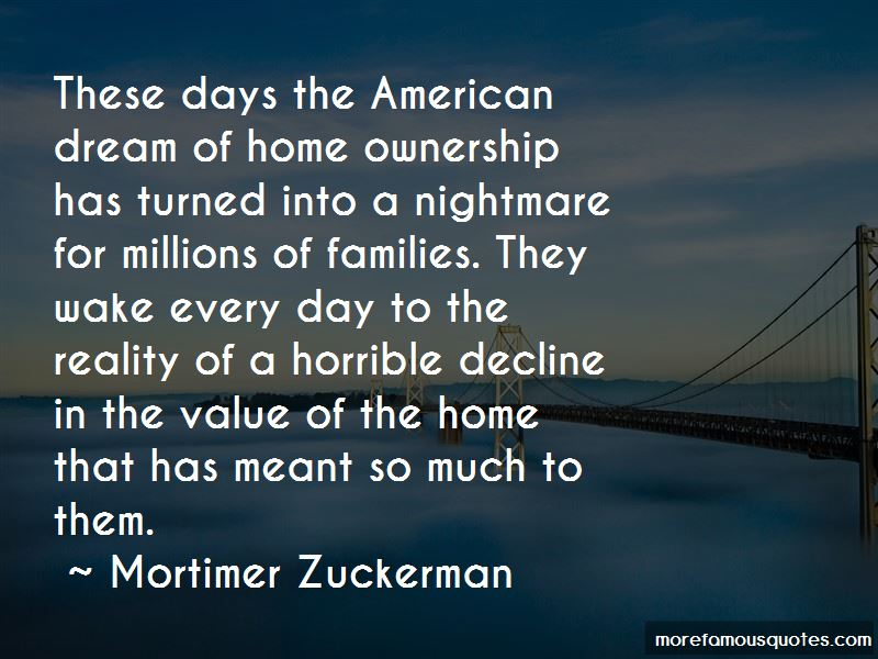 American Dream Quotes | Quotes About The Decline Of The American Dream Top 2 The Decline Of