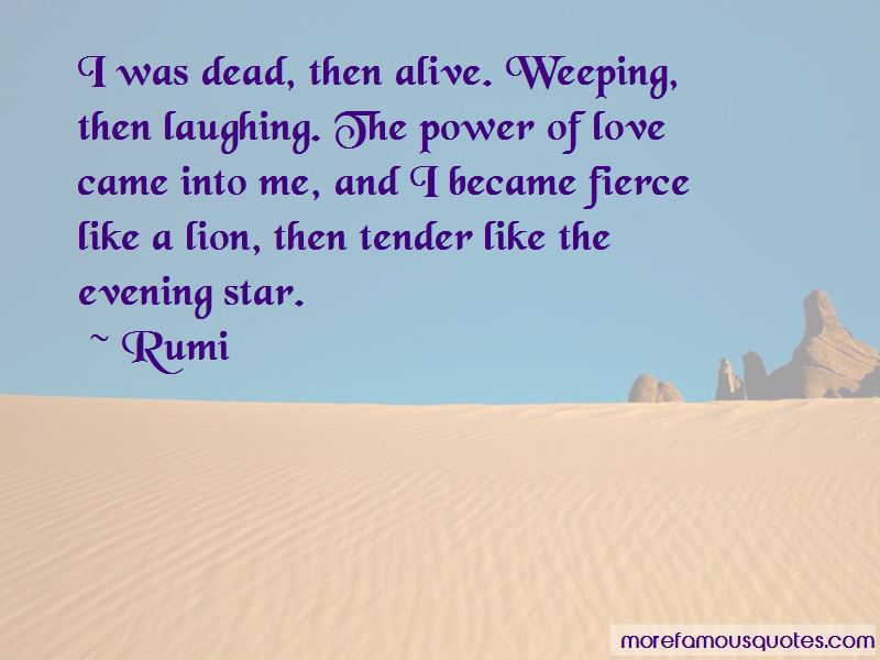 Quotes About The Evening Star