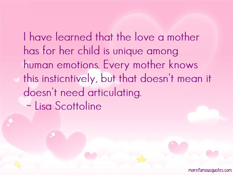 Quotes About The Love A Mother Has For Her Child: top 22 The ...