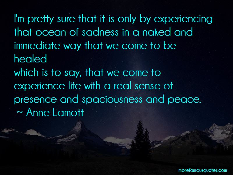 Quotes About The Ocean And Peace