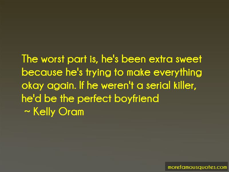 Quotes About The Perfect Boyfriend: top 22 The Perfect ...
