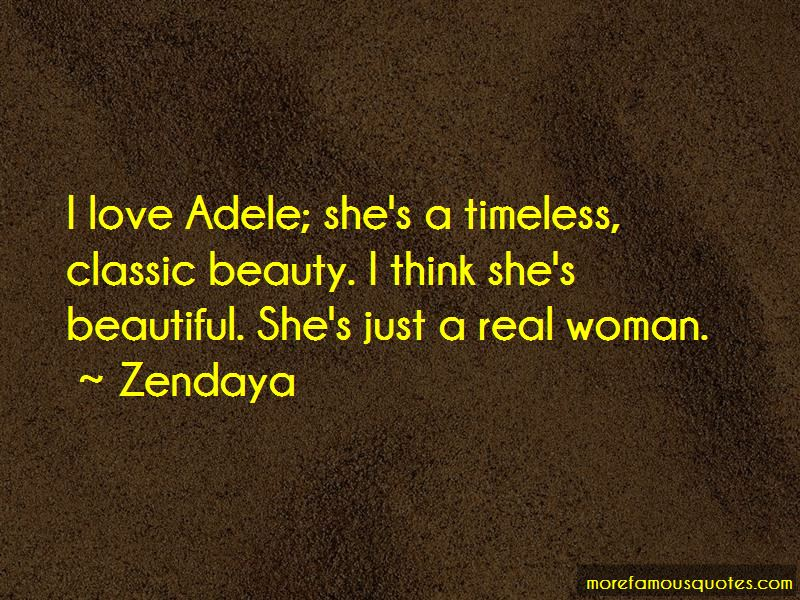 Quotes About The Real Beauty Of A Woman