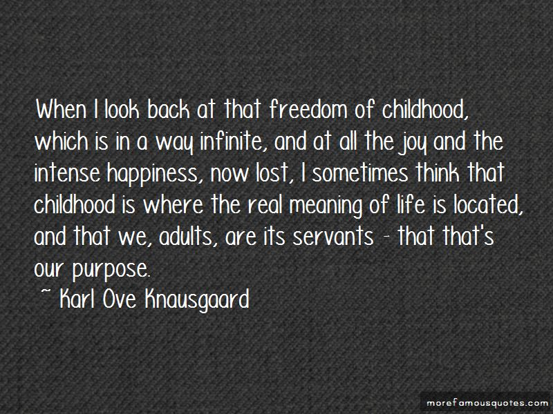 Quotes About The Real Meaning Of Life