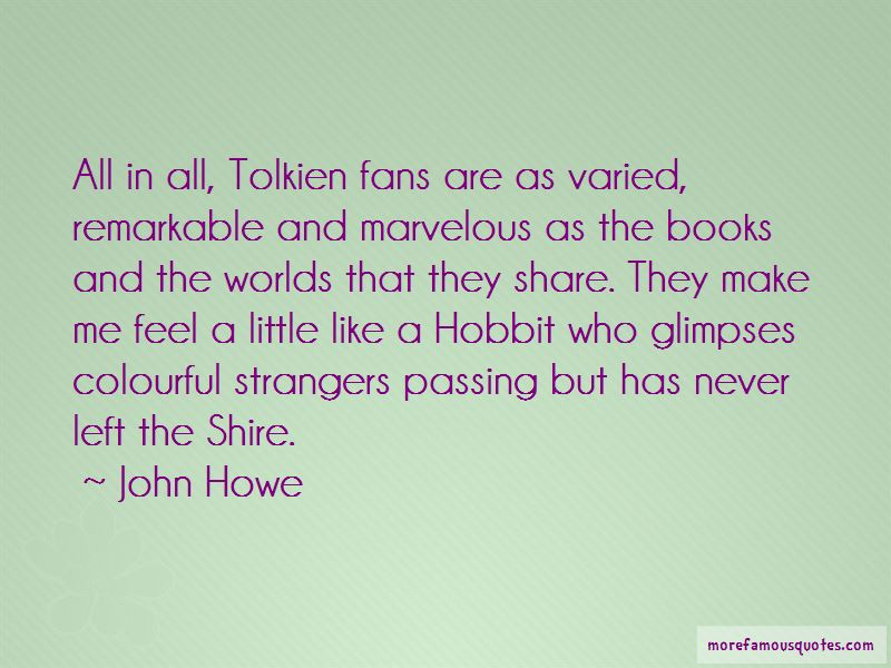 The Shire The Hobbit Quotes Pictures 2
