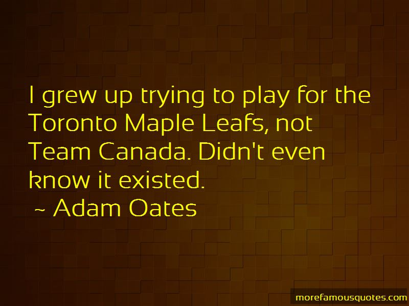 The Toronto Maple Leafs Quotes Pictures 3
