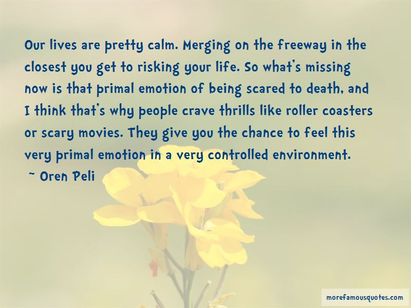 Thrills In Life Quotes Pictures 3