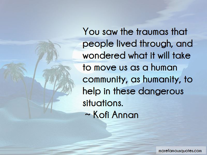 Quotes About Traumas