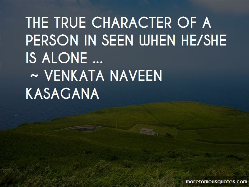 True Character Of A Person Quotes Pictures 3