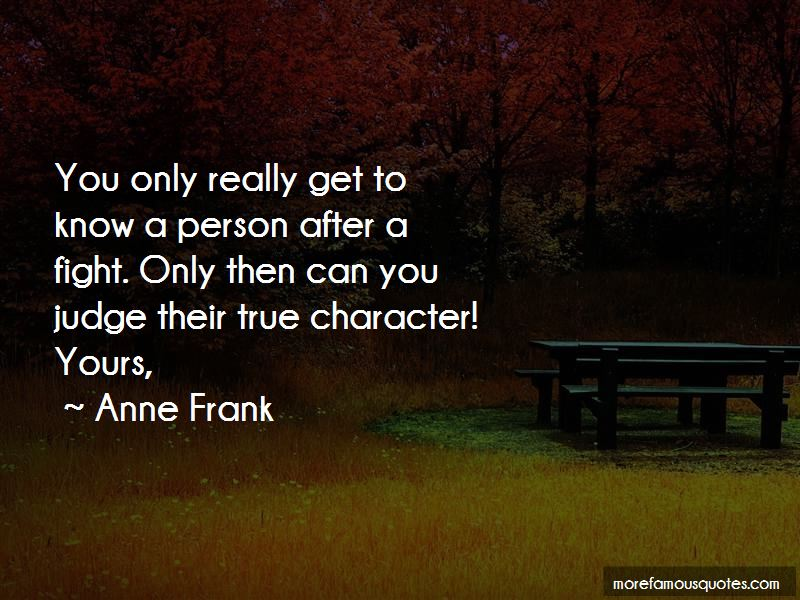 True Character Of A Person Quotes Pictures 4
