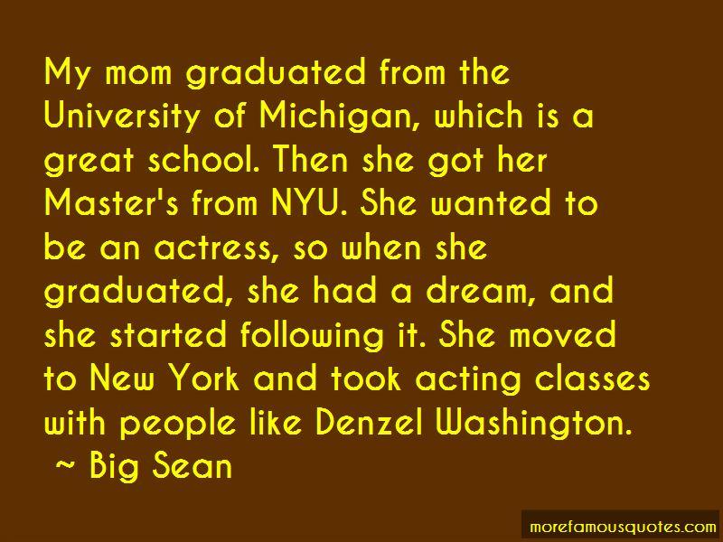University Of Michigan Quotes Pictures 3