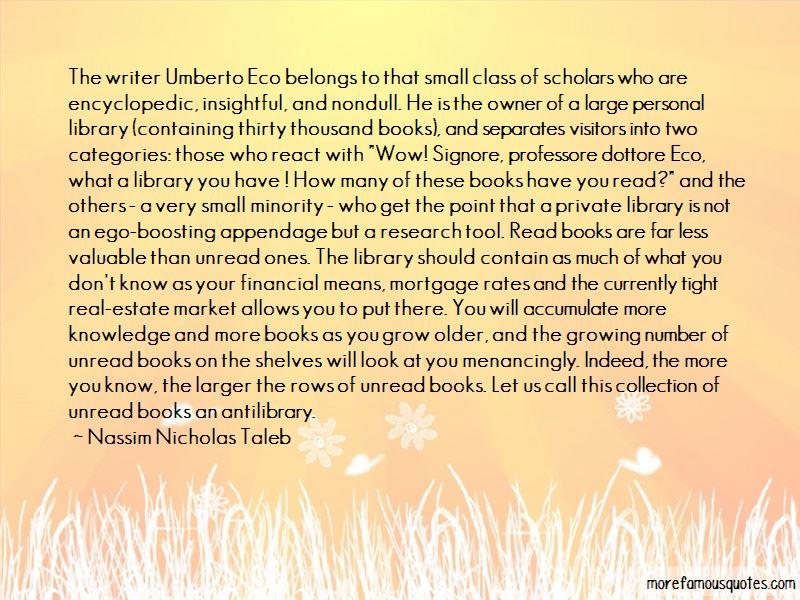 Unread Books Quotes Pictures 3