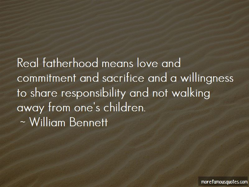 Walking Away From Responsibility Quotes Pictures 3