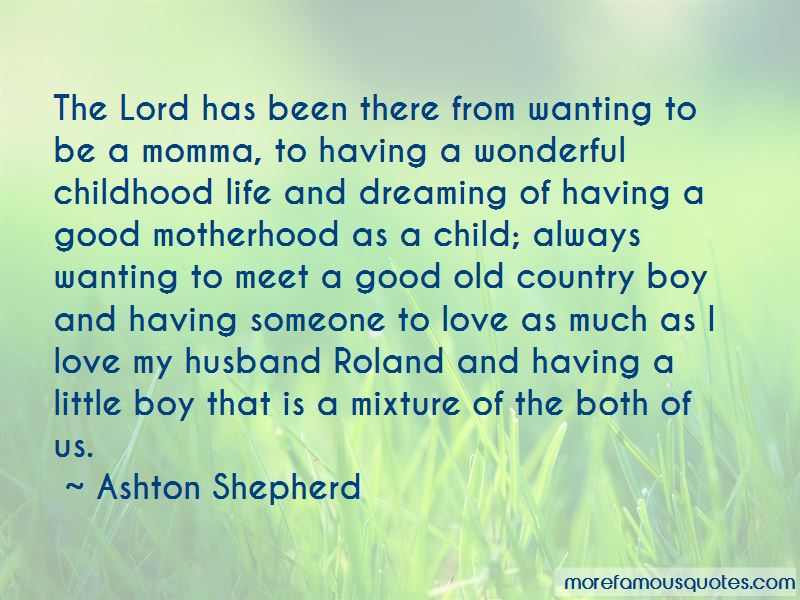Quotes About Wanting A Country Boy