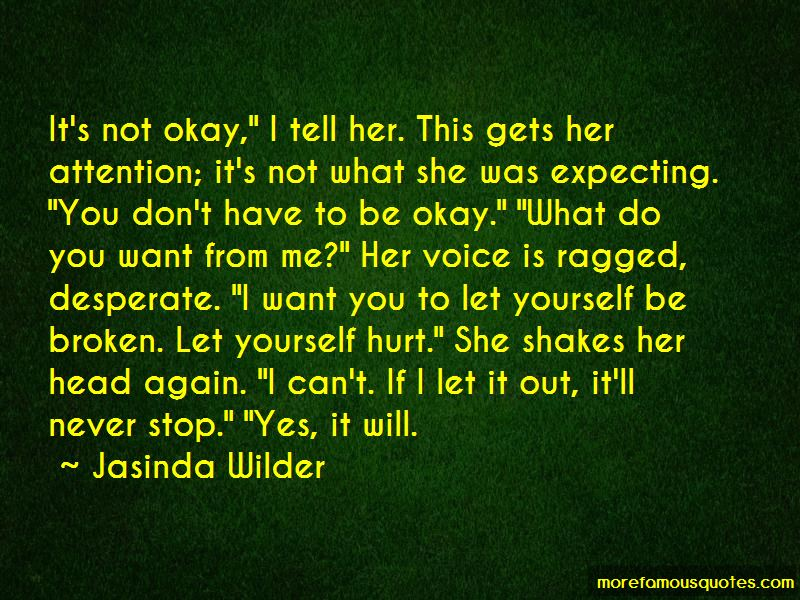 What Do You Want From Me Quotes Pictures 2