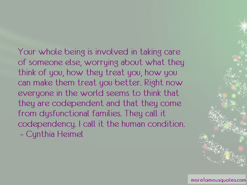 Quotes About Worrying About Someone You Care About