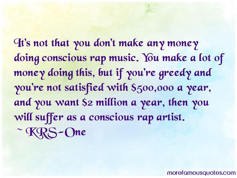 Rap Artist Quotes