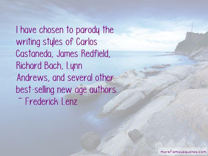 Redfield Quotes