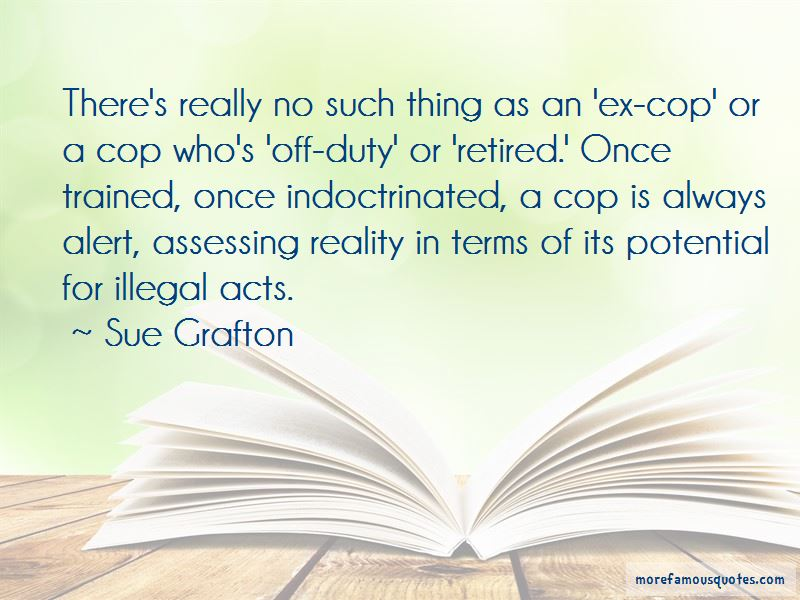 Retired Cop Quotes Pictures 2