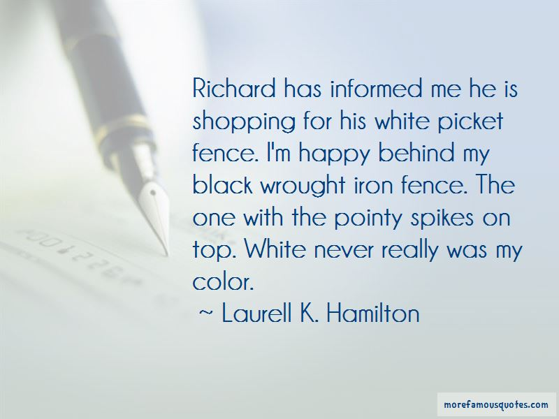 Richard Spikes Quotes