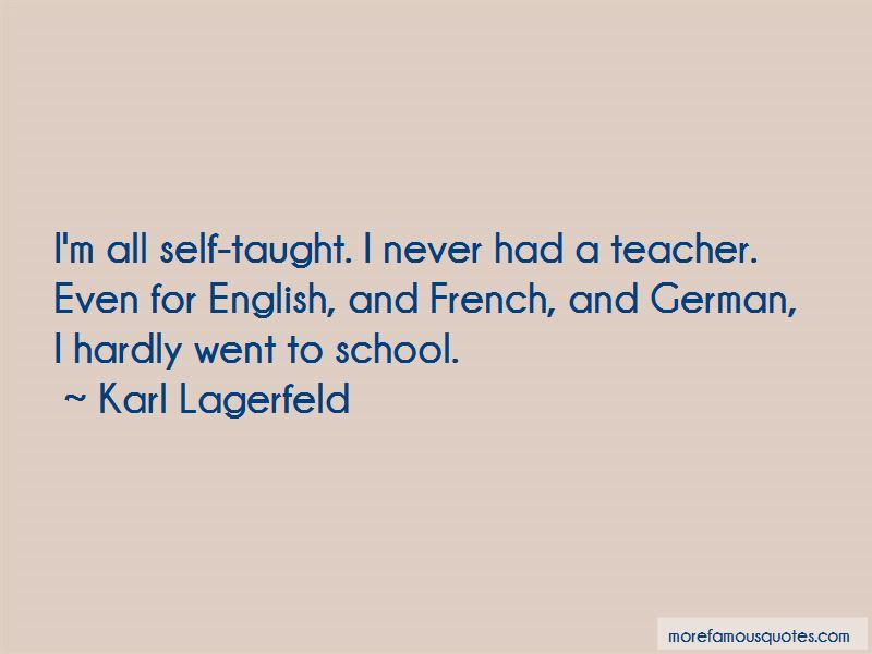 School And Teacher Quotes