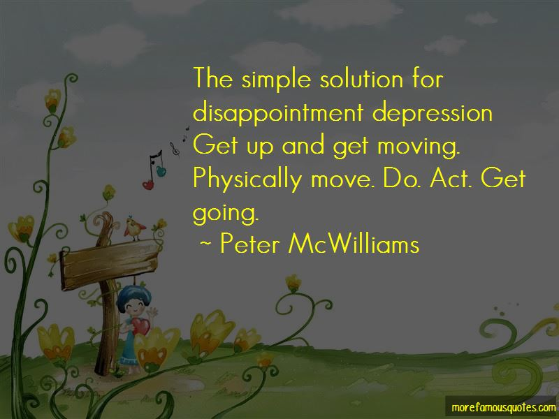 Simple Solution Quotes