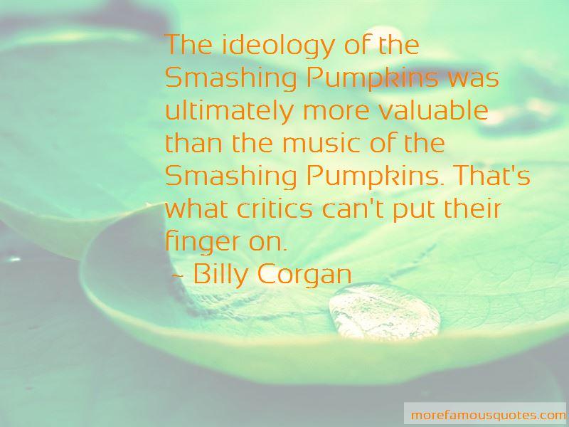 Smashing Pumpkins Music Quotes