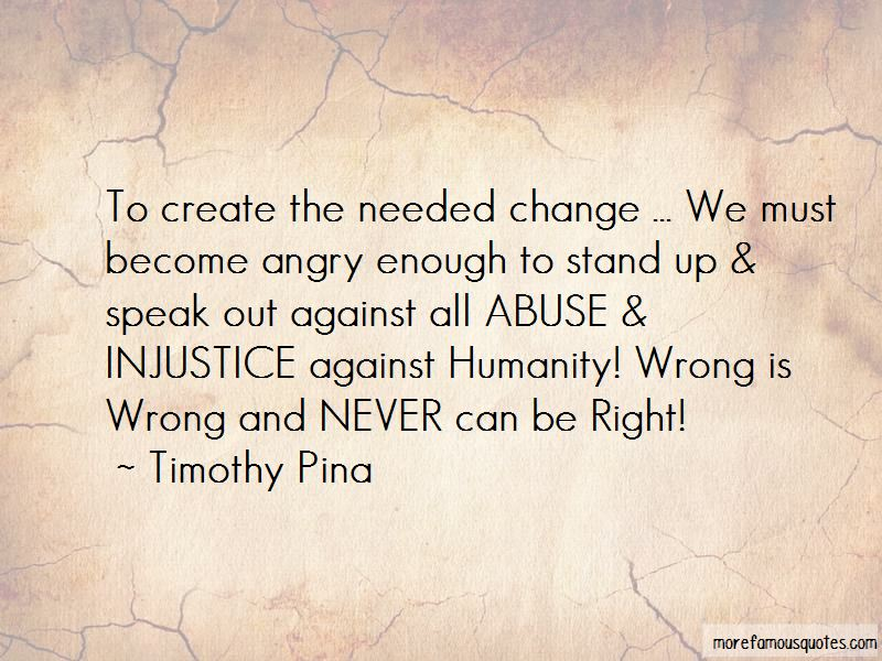 Stand Up Speak Out Quotes Pictures 3