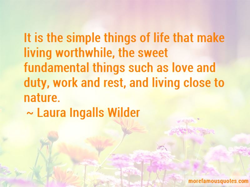 Sweet And Simple Life Quotes Pictures 4