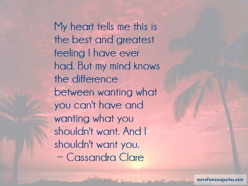 The Heart Knows Best Quotes Pictures 4
