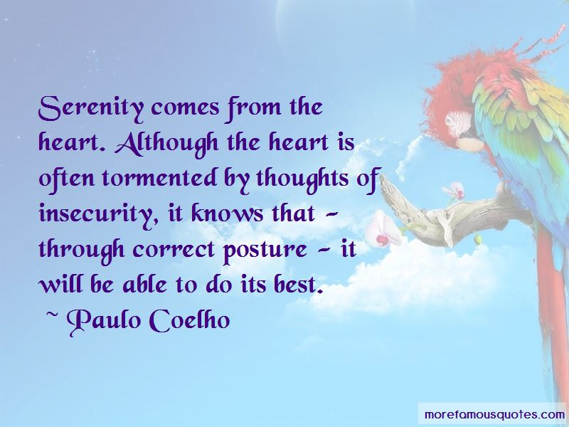 The Heart Knows Best Quotes