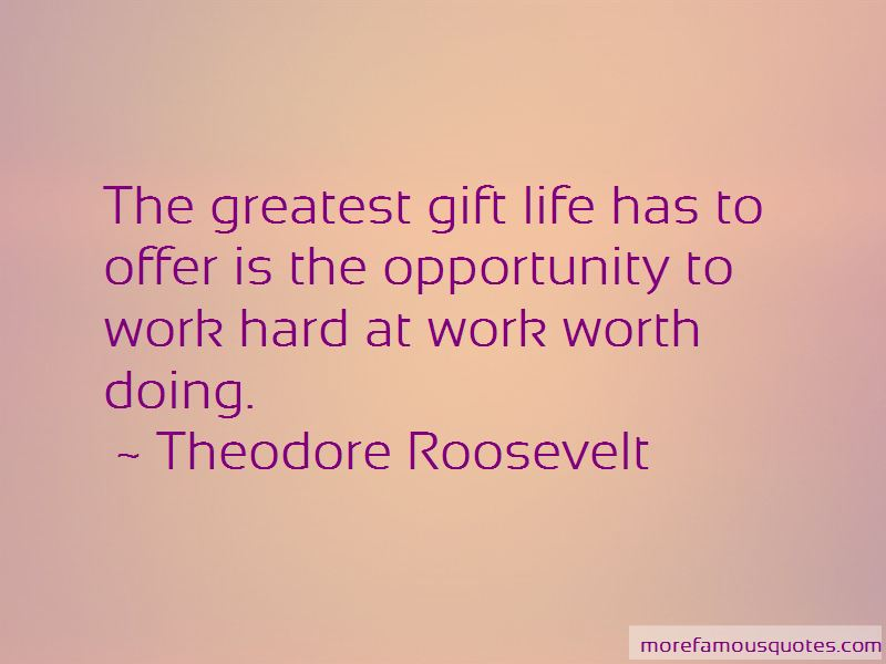 To Work Hard Quotes