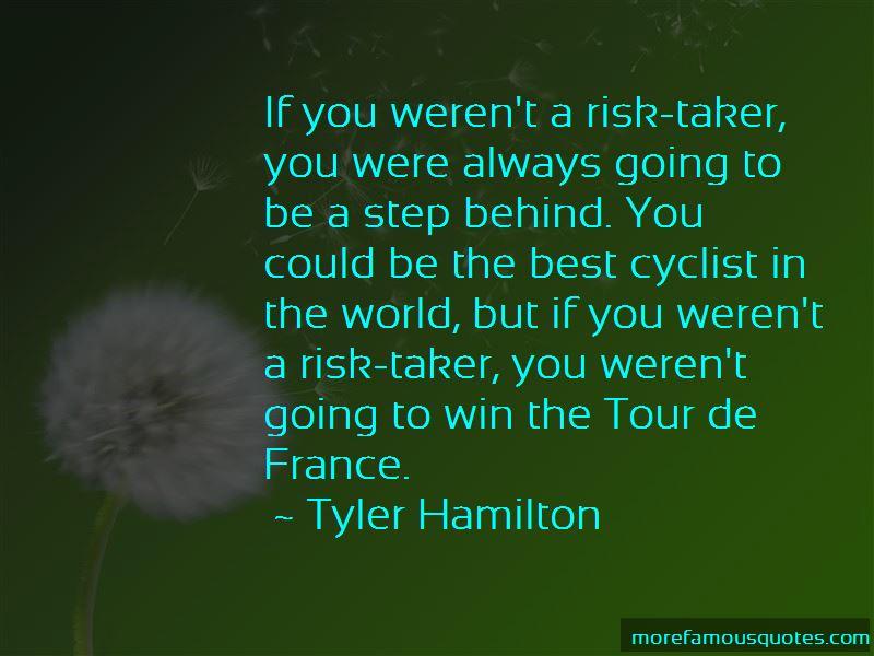 Tour De France Cyclist Quotes