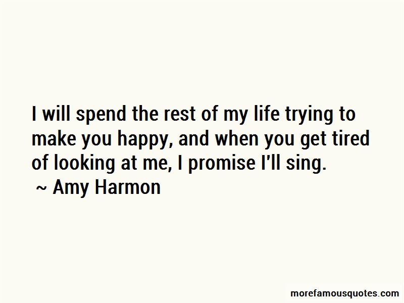 Trying To Make You Happy Quotes Pictures 3