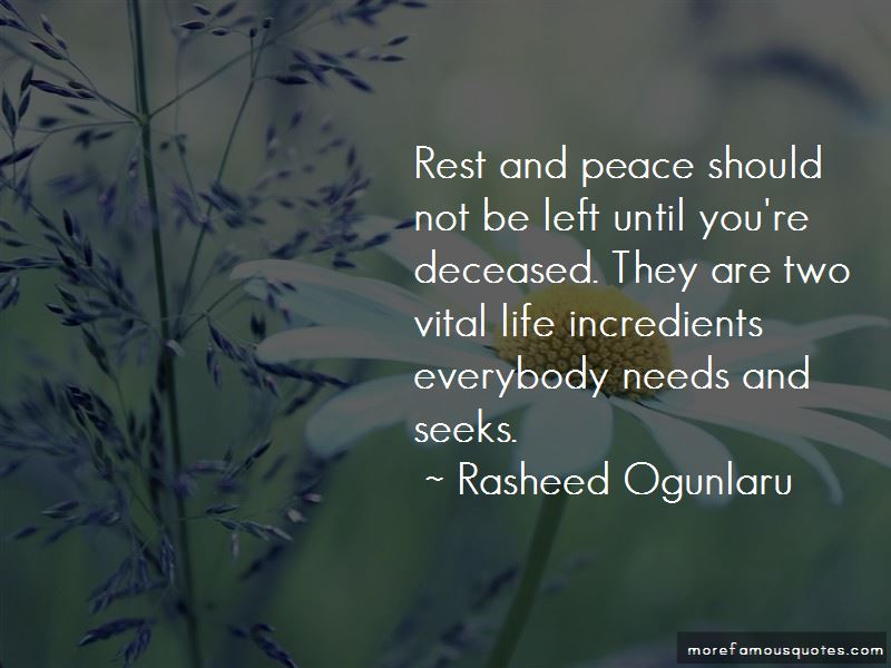 Vital Life Quotes Pictures 3