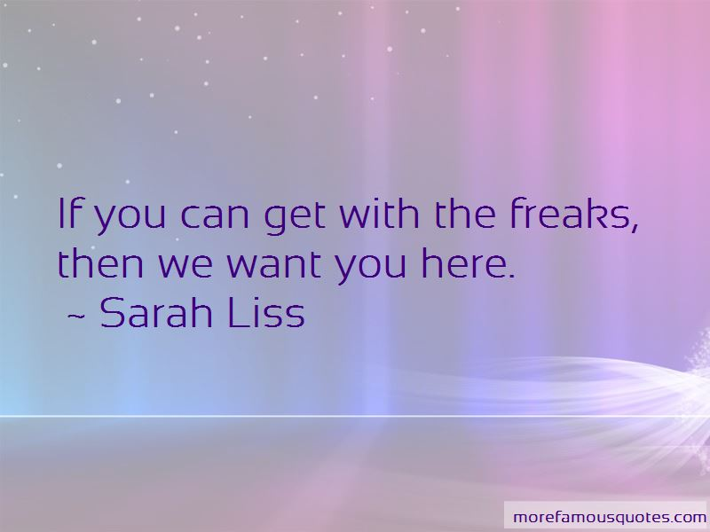 Want You Here Quotes