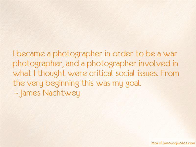 War Photographer Quotes