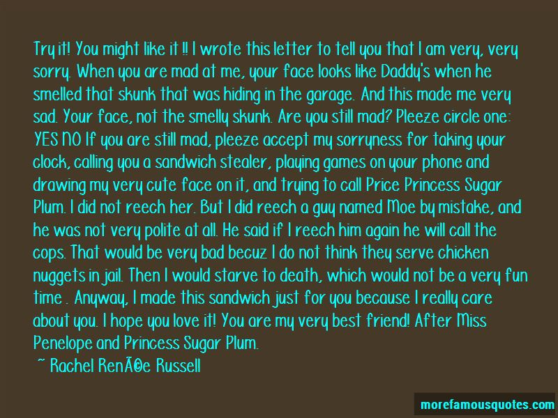 Will Miss My Best Friend Quotes